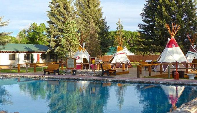 Saratoga Hot Springs Resort