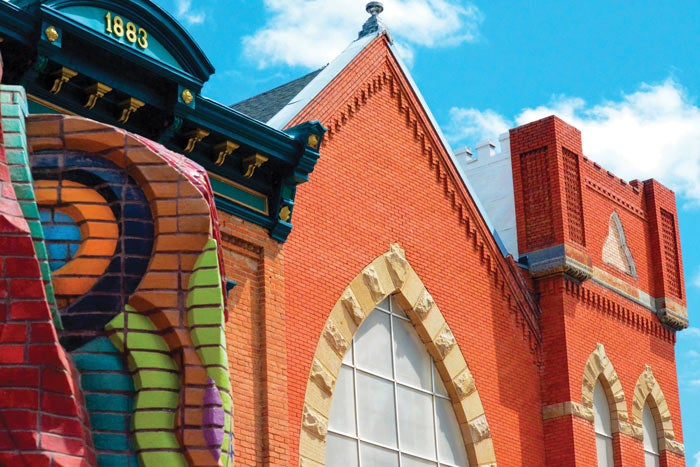 Art meets architecture in Trinidad, Colo.